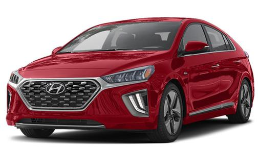 2020 Hyundai Ioniq SE