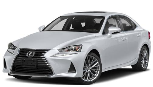 2020 Lexus IS Models