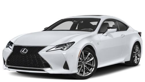 Lexus RC Models