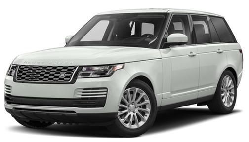 2020 Land Rover Range Rover Long Wheelbase Autobiography