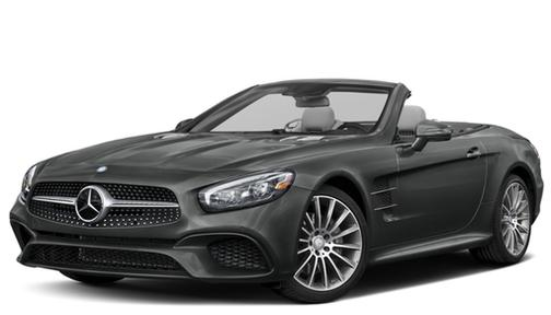 2020 Mercedes-Benz SL 550