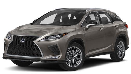Lexus RX Models
