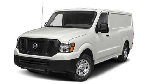 2021 Nissan NV 2500 SV