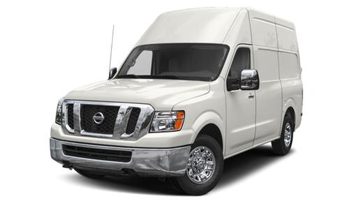 2021 Nissan NV 3500 SL