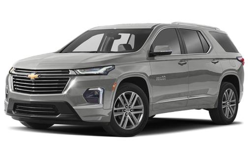 2022 Chevrolet Traverse LT