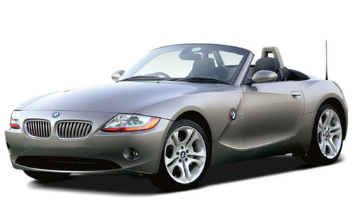2008 BMW Z4 2dr Roadster 3.0si