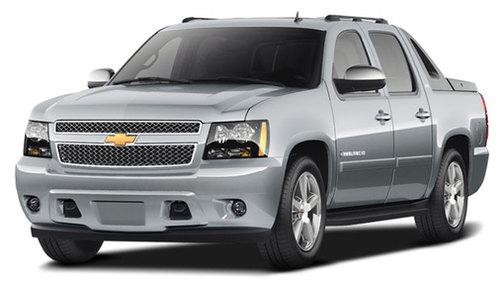 2008 Chevrolet Avalanche 2WD Crew Cab 130' LT w/3LT