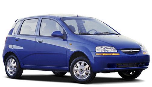2008 Chevrolet Aveo5 5dr HB LS