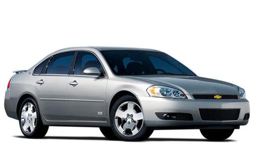2008 Chevrolet Impala 4dr Sdn 3.5L LT