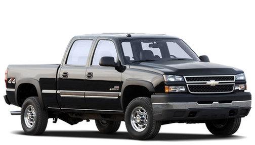 2008 Chevrolet Silverado 2500 2WD Crew Cab 153' LT w/1LT