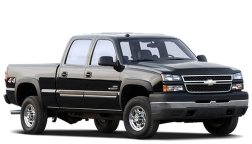 2008 Chevrolet Silverado 2500 2WD Crew Cab 153' Work Truck