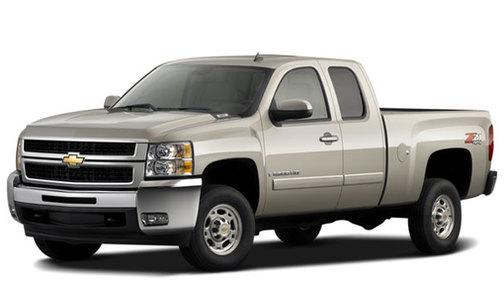 2008 Chevrolet Silverado 2500 W/T