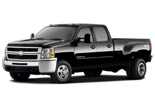 2008 Chevrolet Silverado 3500 LT