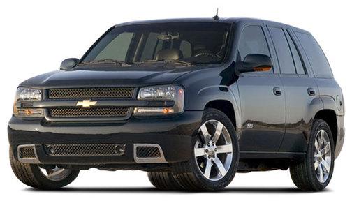2008 Chevrolet TrailBlazer 4WD 4dr LT w/2LT