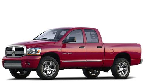 2008 Dodge Ram 1500 Truck Laramie