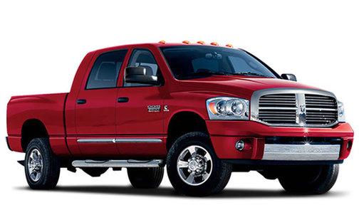 2008 Dodge Ram 2500 Truck 2WD Mega Cab 160.5' SXT