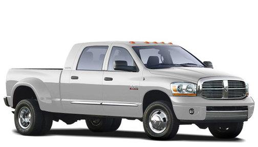 2008 Dodge Ram 3500 Truck Laramie