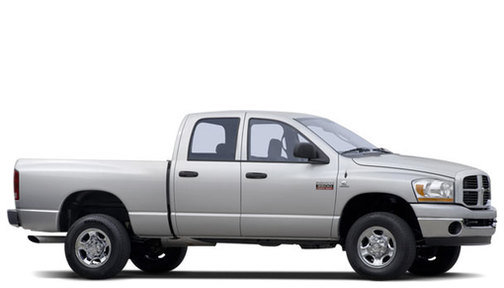 2008 Dodge Ram 3500 Truck 4WD Quad Cab 160.5' ST