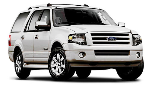 2008 Ford Expedition EL 4WD 4dr Eddie Bauer
