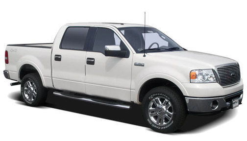 2008 Ford F150 4WD SuperCrew 150' 60th Anniversary