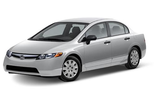 2008 Honda Civic 4dr Man DX