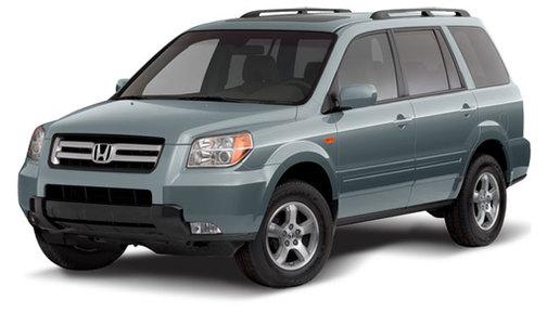 2008 Honda Pilot 4WD 4dr EX-L w/Navi