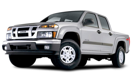 2008 Isuzu i-370
