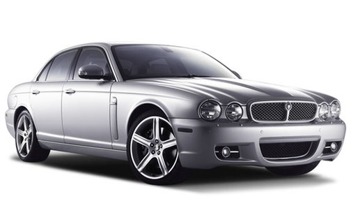 2008 Jaguar XJ Series