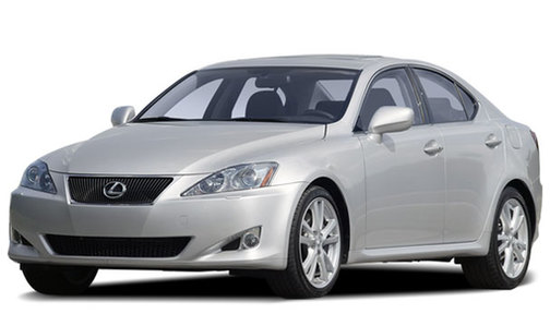 2008 Lexus IS Models