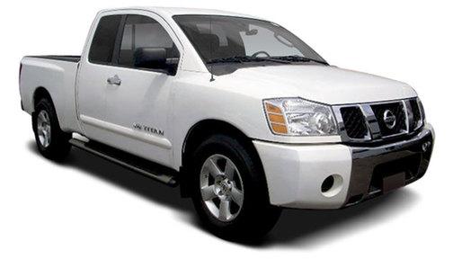 2008 Nissan Titan PRO-4X