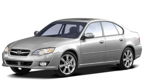 2008 Subaru Legacy 2.5GT Limited