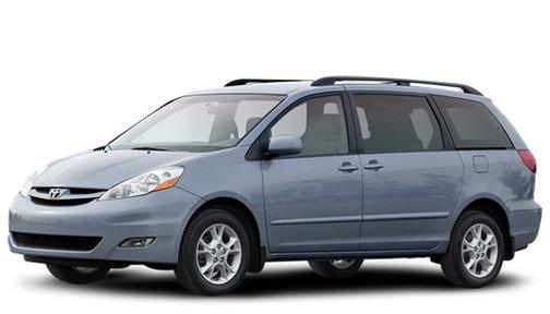 2008 Toyota Sienna Limited