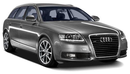 2009 Audi A6 4dr Avant Wgn 3.0L quattro Premium Plus