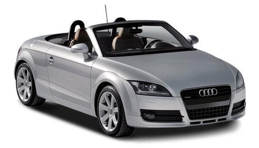 2009 Audi TT 2dr Rdstr AT 3.2L quattro Prem Plus
