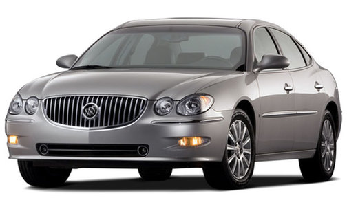 2009 Buick LaCrosse 4dr Sdn CX
