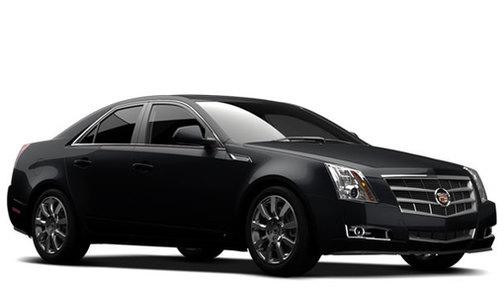2009 Cadillac CTS 4dr Sdn