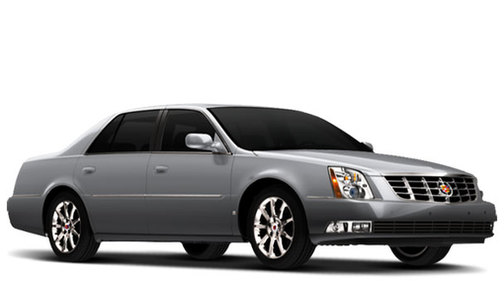 2009 Cadillac DTS 4dr Sdn w/1SE