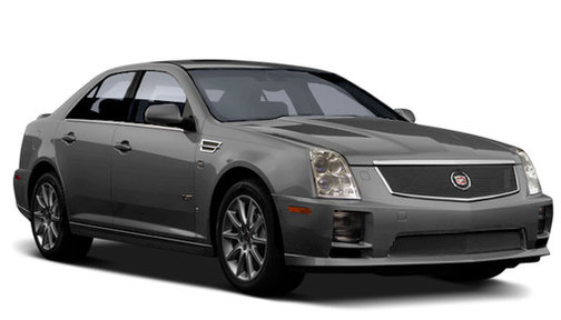 2009 Cadillac STS 4dr Sdn
