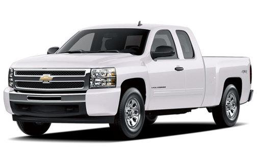 2009 Chevrolet Silverado 1500 4WD Ext Cab 143.5' LS