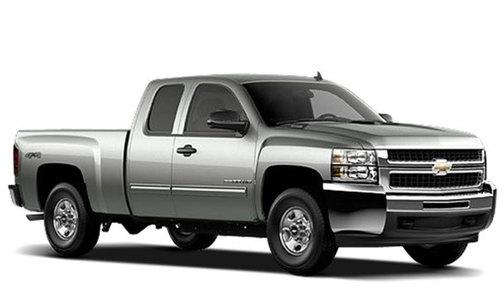 2009 Chevrolet Silverado 2500 2WD Ext Cab 143.5' Work Truck