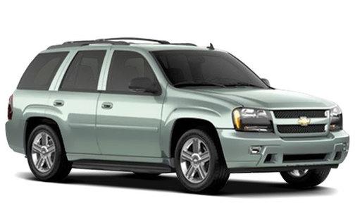 2009 Chevrolet TrailBlazer 4WD 4dr LT w/3LT