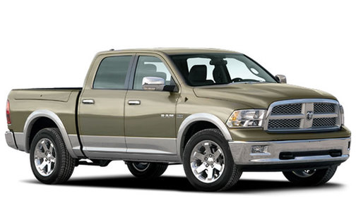 2009 Dodge Ram 1500 Truck 2WD Crew Cab 140.5' SLT