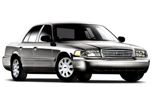 2009 Ford Crown Victoria 4dr Sdn LX