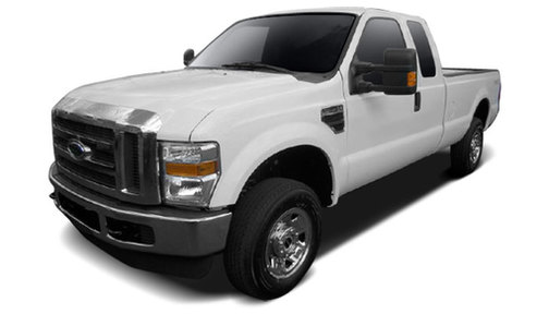 2009 Ford F250 4WD SuperCab 158' FX4