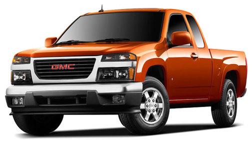 2009 GMC Canyon 2WD Ext Cab 125.9' SLE3