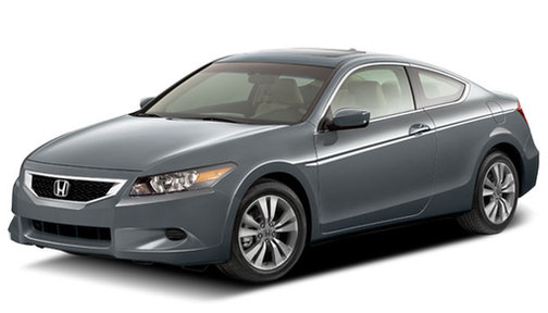 2009 Honda Accord 2dr I4 Man EX-L w/Navi