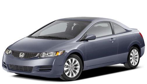 2009 Honda Civic 2dr Auto EX-L