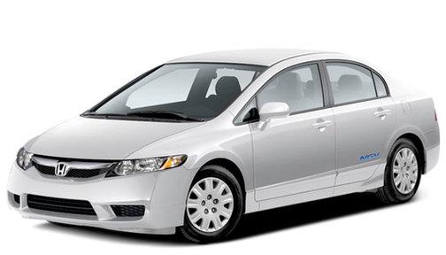 2009 Honda Civic 4dr Auto GX