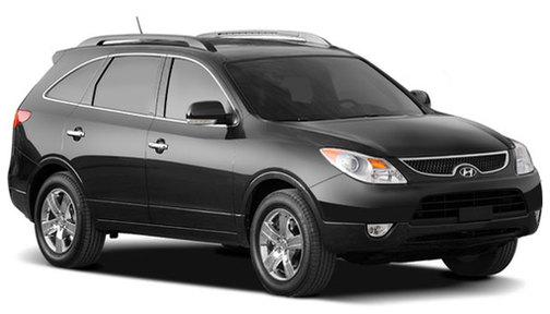 2009 Hyundai Veracruz Limited
