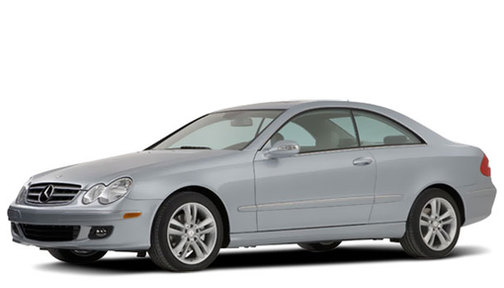 2009 Mercedes-Benz CLK 550
